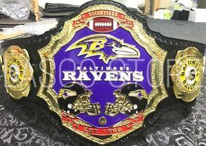 Lasco's Baltimore Ravens American Football Championship Title Belt