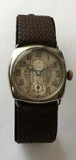 Antique Military Trench Watch World War I ERAX Watch 2 Adjustments 15 Jewels