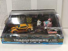 Transformers Prime NYCC Exclusive Bumblebee Arcee Raf Esquivel Jack Darby 2011