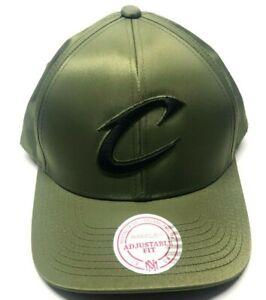 Cleveland Cavaliers NBA Mitchell & Ness Snapback Hat - B1
