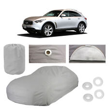Infiniti FX45 FX50 4 Layer Car Cover Fit Water Proof Outdoor Rain Snow Sun Dust