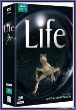 LIFE DAVID ATTENBOROUGH Complete BBC Series DVD **BRAND NEW**