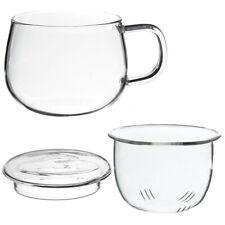 Кофе молока чашка с чаем чашка чайная стеклянная чашка ситечко фильтр крышки использовать для дома