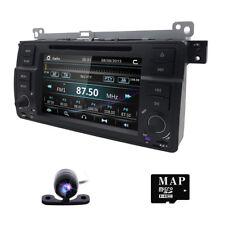 BMW E46 316 318 320 Stereo Car DVD Player GPS SatNav OEM-Style User Interface UK