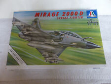 NEW ITALER DASSAULT MIRAGE 2000D MODEL PLANE 1/72 SEALED-Nuclear Attack 2000