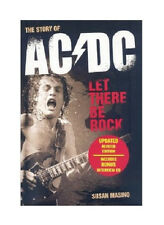 ACDC LET THERE BE ROCK -THE STORY OF AC/DC PAPERBACK BIOGRAPHY