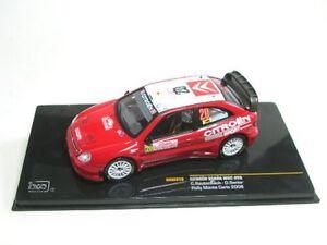 Citroen Xsara WRC No. 20 Rally Monte Carlo 2006