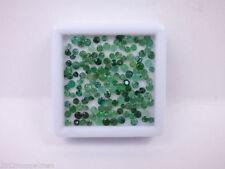 Smaragde mit Cabochon-Form