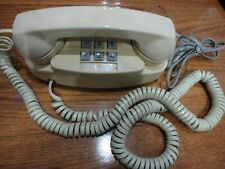 Vintage Western Electric Princess Telephone Push Button Bell System