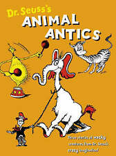 Dr. Seuss's Animal Antics by Dr. Seuss (Hardback, 2006)