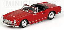 Maserati 3500 GT Vignale Araignée 1959-64 rouge rouge 1:43 Minichamps