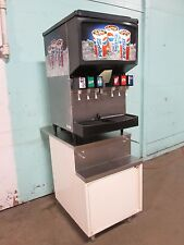 """Cornelius 2230Akg"" H.D Commercial Lighted 6 Heads Soda Dispenser w/Cabinet"