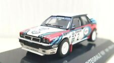 1/64 CM's 1991 LANCIA DELTA HF INTEGRALE 16V 1000 LAKES RALLY #2 diecast model