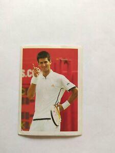 Top tennis 2007- Novak Djokovic ROOKIE sticker