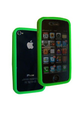 Silicone Contour Bumper VERT ~ Apple iPhone 4 / iPhone 4S