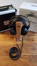 STAX / Mega-Hörer: STAX SR-007 mk2 (gebraucht, sehr gut erhalten)