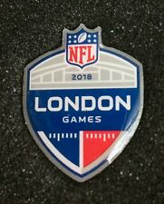 NFL International Series 2018 London Wembley American Football Pin