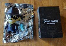 """Kidrobot x Adult Swim Vinyl Mini Figure Blue Morpho 3"""" In Box USA Seller $3 S/H!"""