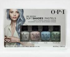 OPI Nail Lacquer - Soft Shades Pastels 2016 - MINI set (3.25mL/0.125oz x 4)
