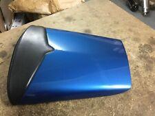 Triumph Daytona 675 Neon Blue Rear Seat Cowl 2006-12