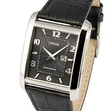 Elegante MARQUIS Funkuhr Edelstahl Armbanduhr Deutsche Funktechnologie 964.4715