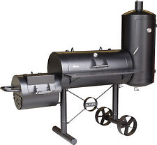 "Smoker-Grill ""Kiona"" von El Fuego® Holzkohlegrill BBQ Barbecue Grill Smoker"