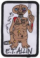 E.T. ALLIN PATCH THRILLHAUS