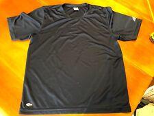 adidas climalite T Shirt mens L In EUC Navy Blue