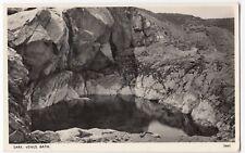 Sark; Venus Bath RP PPC, 1953 Local PMK, No 5663