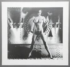 Dieter Blum Photo Kunstdruck Art Print Poster 48x46cm Nude Akt Nus 2004 B&W SW