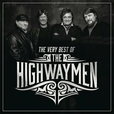 The Highwaymen - The Very Best Of [CD] Johnny Cash Willie Nelson New & Sealed