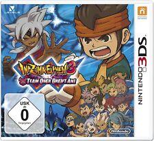Inazuma Eleven 3 - Team Oger greift an! Nintendo 3DS/DS/Lite/DSi/XL NUEVO+OVP