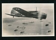 Aircraft Air Force Military RAF High Speed Plane flying over fleet RP PPC
