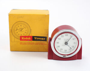 KODAK TIMER, BOXED, DEFECTIVE, FOR DISPLAY ONLY/cks/196816
