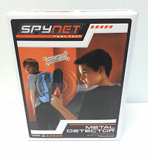 Spynet - Metal Detector - Real Tech - Age 8+ ** GREAT GIFT **