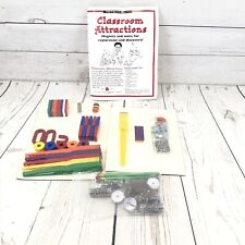 Classroom Attractions Level 2 Kit Magnetic Lab Magnets & Teachers Guide New E