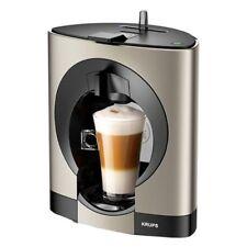 Krups Nescafe Dolce Gusto Oblo Kapsel-Kaffeemaschine Titan KP110T (manuell)