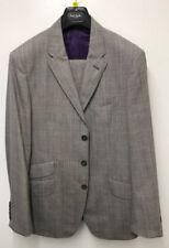 Trajes de hombre gris color principal gris, talla 40