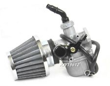 19mm 50cc 70cc 90cc 110cc ATV Dirt Bike Go Kart Carburetor W/ Air Filter