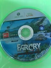 FAR CRY INSTINCTS PREDATOR XBOX 360 ORIGINAL AUS PAL VGC DISC & CASE ONLY