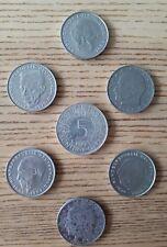 Sammler D-Mark Münzen