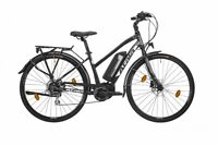 BICI E-BIKE TREKKING 28 ATALA B-TOUR LADY AM80 MOTORE 80 NM 400 WH GAMMA 2019
