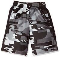 Under Armour Boys' Baseline Short, Black (001)/Graphite, Size X-Large K5bT