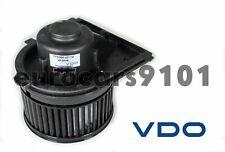 New! Volkswagen Jetta VDO HVAC Blower Motor 7733001011V 1J1819021C