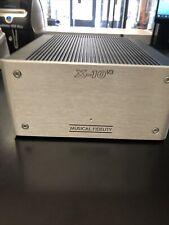Musical Fidelity X-10v3 (cwl2872)