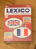 Lexico- Unique Dictionary Game