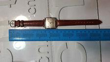 beautiful Swiss made BENRUS hand winding diamond dial men;s watch
