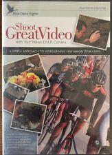 Blue Crane Digital- Shoot Great Video with Your Nikon DSLR Camera DVD