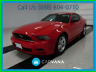 2014 Ford Mustang V6 Coupe 2D Alloy Wheels Power Door Locks Side Air Bags Traction Control Tilt Wheel AM/FM
