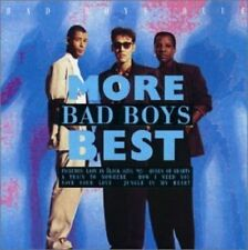 Bad Boys Blue | CD | More Bad Boys best (12 tracks, 1992)